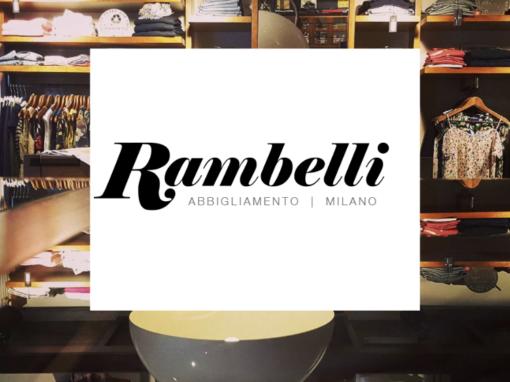 Rambelli | Abbigliamento Uomo Donna